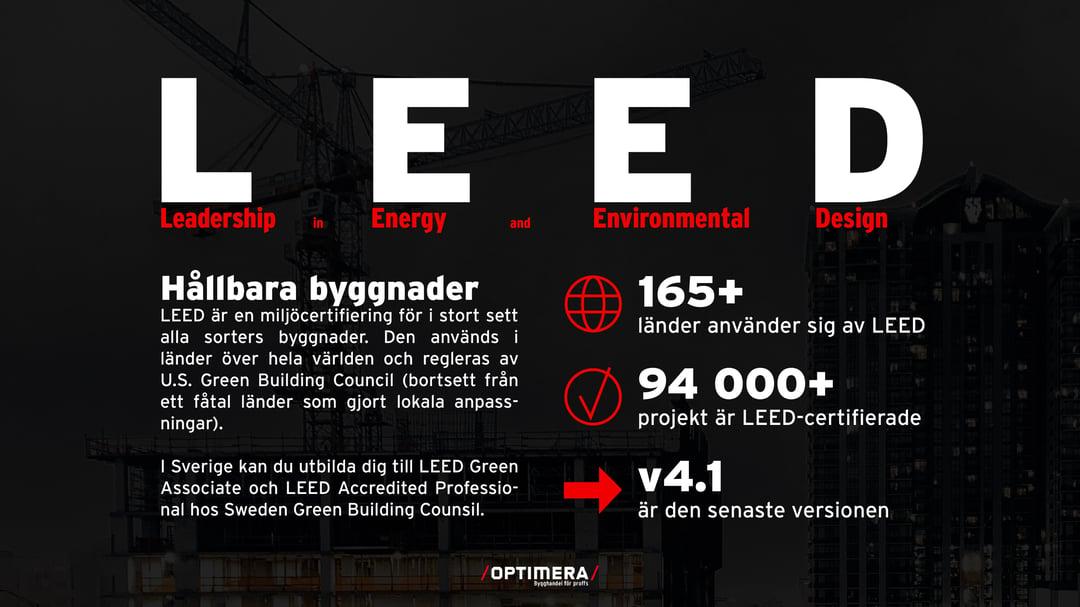 LEED-info